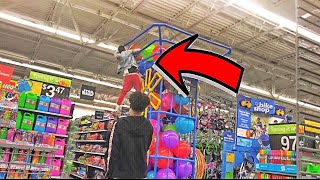 GETTING KICKED OUT OF WALMART !!!