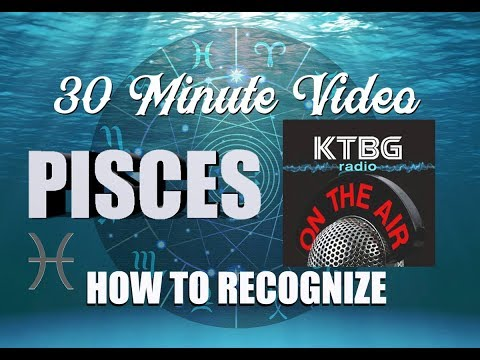 PISCES The Fish - (12th Sign Of The Zodiac) - ASTROLOGY Audio Insights: