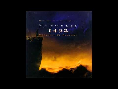 Vangelis - 1492: Conquest of Paradise (Full Album)