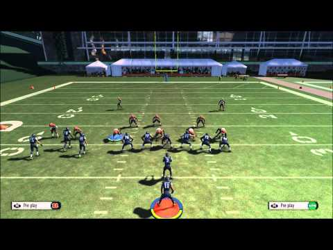 MADDEN 15 | HOW TO PUT WR AT RB POSITION | TUFF