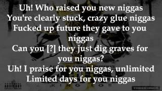 King Los -- Only Nigga Left Lyrics