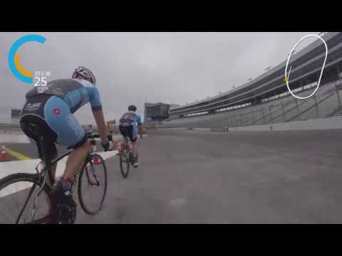 "Pedal to the Medal ""Gold Race"" at Texas Motor Speedway on 5/20/2017 in 4K HD with power overlay"
