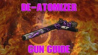 *NUKE GUN GUIDE | HOW TO GET A NUKE | TRENCHER-GAMMA | CALL OF DUTY INFINITE WARFARE