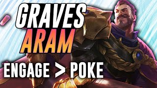 Engage Beats Poke Every Time Graves Aram League Of Legends Youtube League of legends stats and data aram patch 10.25 preseason. youtube