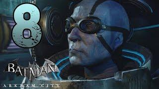 Vs MR FREEZE - BATMAN ARKHAM CITY REMASTERED ITA [ #8 ] ➤ PS4 Pro