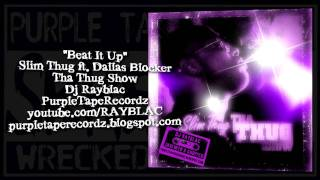 Slim Thug - Tha Thug Show (Skrewed & Chopped) Album by Dj Rayblac