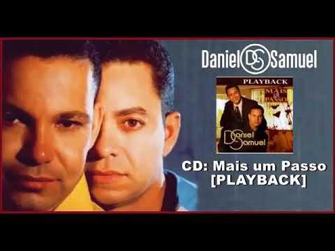 So Mais Um Passo Playback Daniel E Samuel Youtube