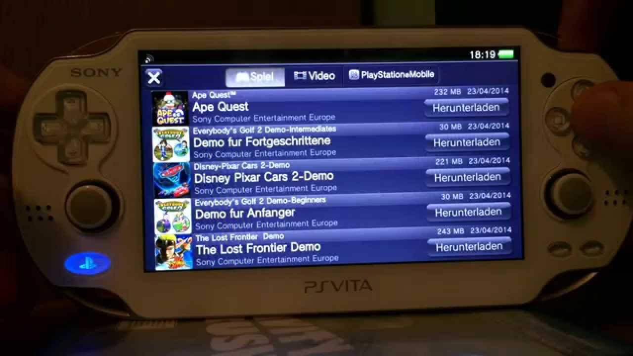 Ps Vita Soon A Free Game Exploit Psn Store Without