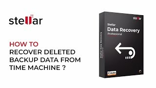 How to restore files deleted permanently from Time Machine external hard drive?