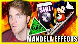 CONSPIRACY THEORIES & NEW MANDELA EFFECTS thumbnail