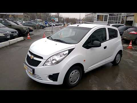 Купить Chevrolet Spark (Шевроле Спарк) 2012 г. с пробегом бу в Саратове. Автосалон Элвис Trade-in