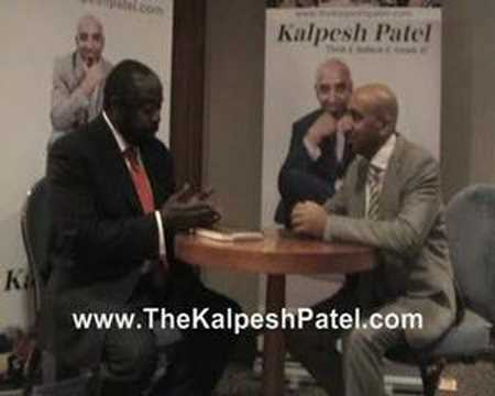Kalpesh Patel Interviews Les Brown