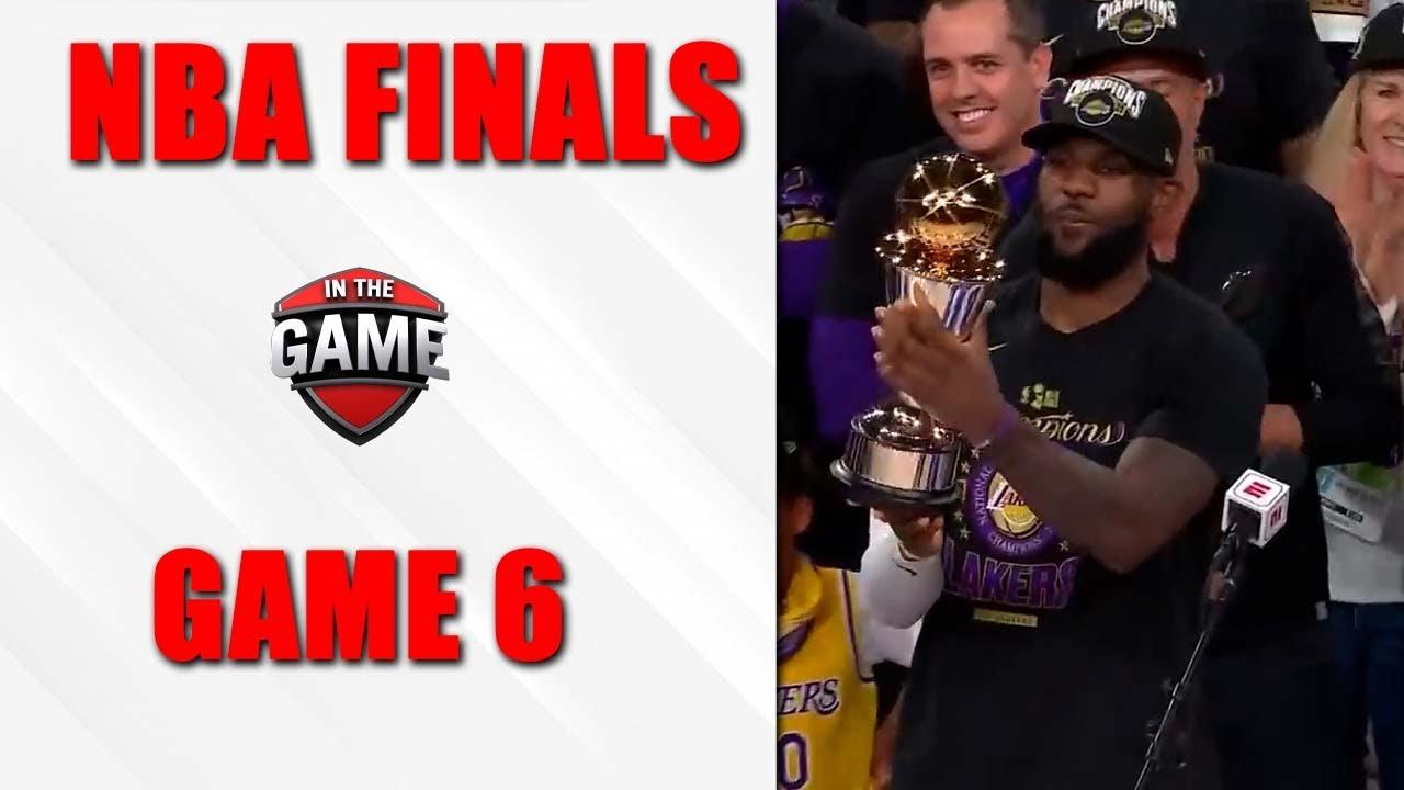 NBA Finals Game 6 Recap