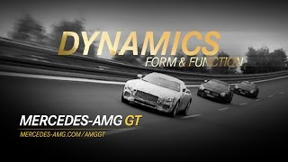 The New Mercedes-AMG GT: Form & Function - Dynamics