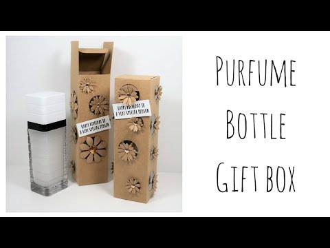 Purfume Bottle Gift Box | Video Tutorial