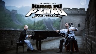 Video Kung Fu Piano: Cello Ascends - The Piano Guys (Wonder of The World 1 of 7) download MP3, 3GP, MP4, WEBM, AVI, FLV Agustus 2018