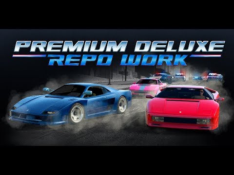 GTA Online - New Simeon Repo Work