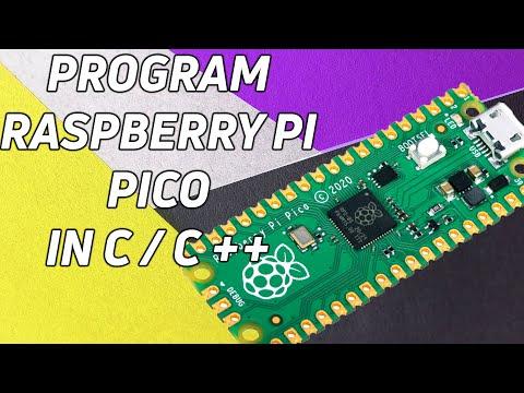 Programming a Raspberry