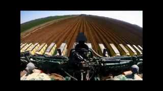 Corn Planting in Arkansas 2014