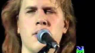 The Jeff Healey Band - While My Guitar Gently Weeps (live)