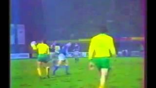 1/4 КОК 1979/1980 Нант-Динамо Москва 2-3