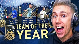 LIGHTNING ROUNDS TOTY MIDFIELDERS!
