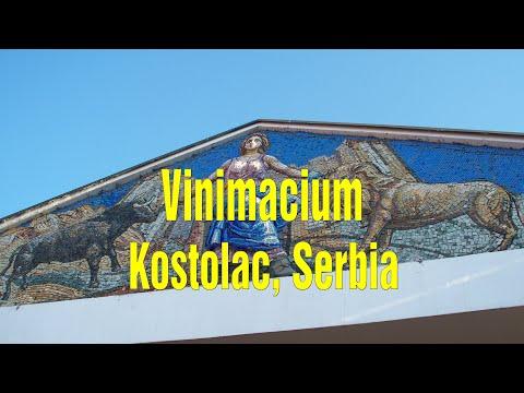 Guided Tour - Viminacium ancient Roman City - Serbia.  Obilazak sa vodicem.