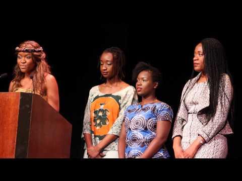 US-Africa Synergy AWLEAD Women - Class of 2014 Speech