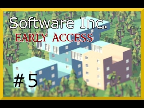 Software Inc.: #5 - Profit und Ausbau der Firma