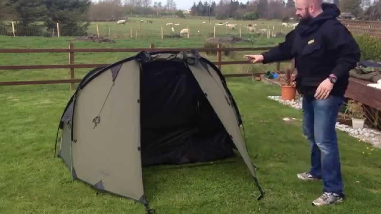 & Part 2 The Snugpak Scorpion 3 Tent - YouTube