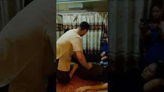 Школа тайского массажа.
