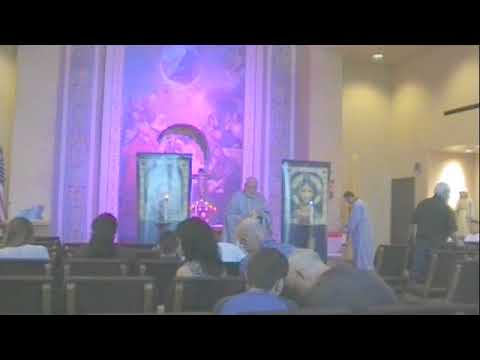 Feast of the Dormition, recorded live at the Dove Mountain Mission