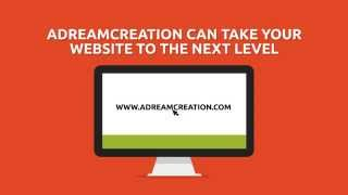 AdreamCreation web design services 2014(http://www.adreamcreation.com - Founded in 2008, AdreamCreation provides web design and SEO to start ups and SME's. Hundreds of UK businesses ..., 2014-04-01T10:06:31.000Z)