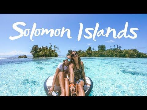 UNDERRATED TRAVEL DESTINATIONS | Solomon Islands