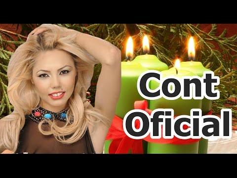 DENISA - In Sfanta zi de Craciun (melodie originala) Colinde si Cantece de Sarbatori 2014