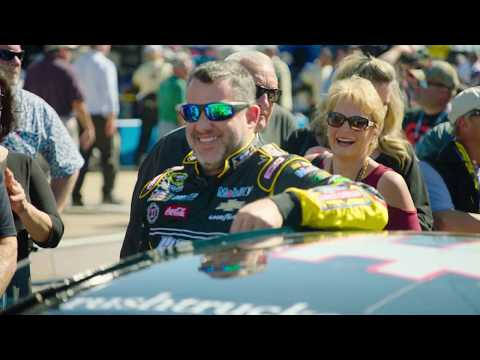 Memorable moments from Tony Stewart's NASCAR career