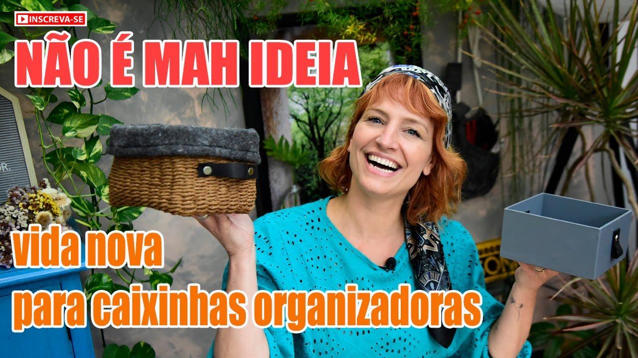 Repaginando Organizadores - Não É Mah Ideia