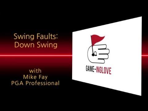Game-inglove - Swing Faults