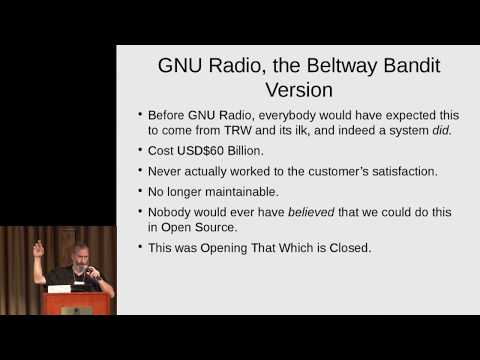 GRCon17 - Keynote: Opening that Which is Closed - Bruce Perens