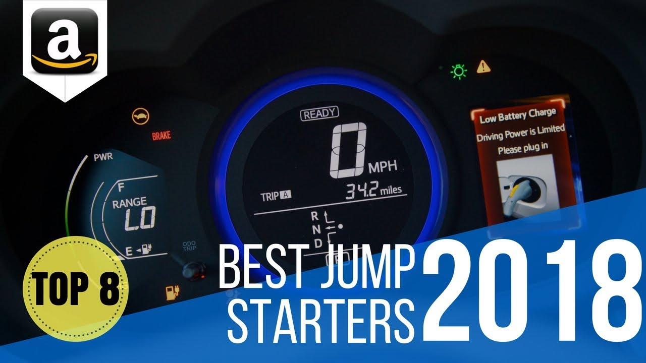8 Best Portable Car Jump Starters Best Battery Boosters Cheapest Car Jump Starters 2018