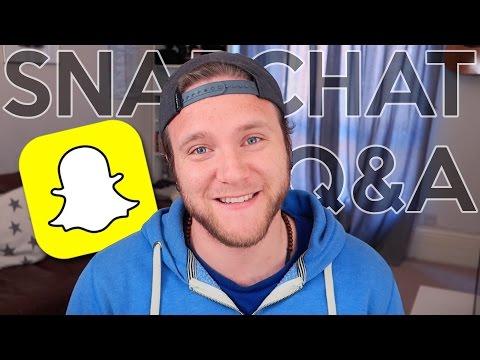 Snapchat Q&A | Dave Cad