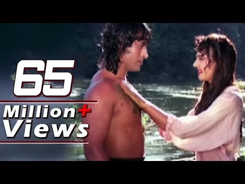 Tarzan and Kirti Singh, Jungle Love, Romantic Scene - 1/11