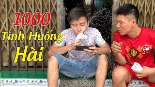 1000 Tình Huống Hài Không Thể Nhịn Được Cười | Tập 1 - Funny Videos