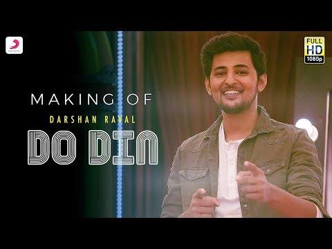 Making of Do Din - Darshan Raval   Akanksha Sharma