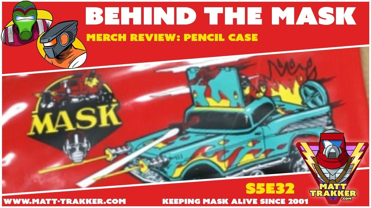 Merch Review: Pencil Case - S5E34