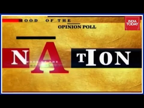 Who Will Win 2019 Lok Sabha Elections ? | India Today's Mood Of The Nation Poll | Part 2