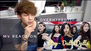 ITZY - DALLA DALLA MV | Great Debut Song | Reaction!!! / Reaktion auf Rekordmusikvideo