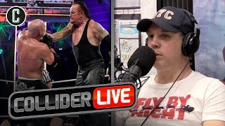 Did the WWE Exploit Goldberg and the Undertaker?