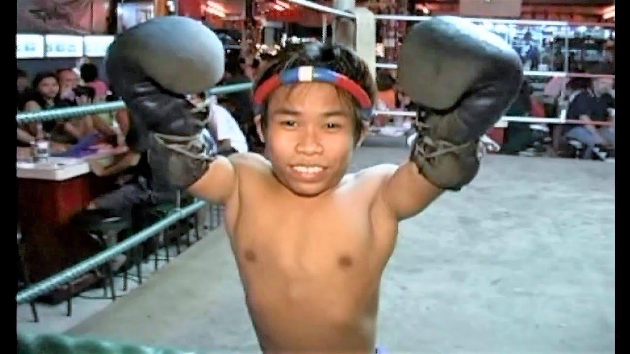 Puerto cambodian midget fighting league tumbler