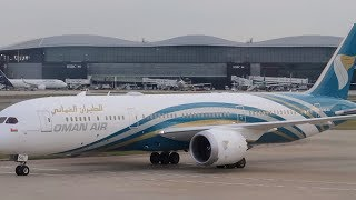 Most clever business class layout? Oman Air, London to Muscat, B787-9 Dreamliner